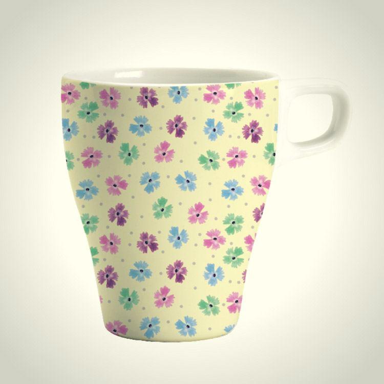 Mug-with-Pattern | Janice Designs