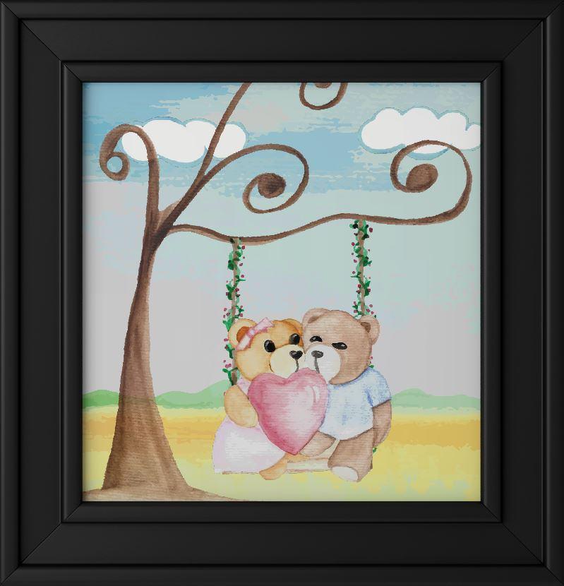 Nursery Wall Art 1 - frame
