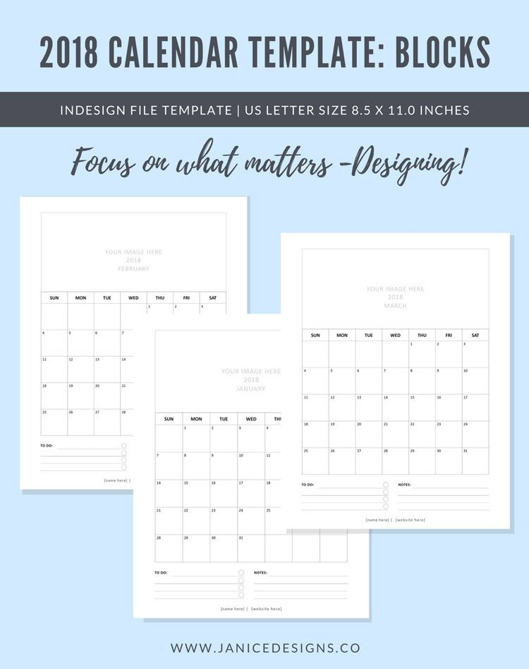 2018 calendar template blocks a5 binder clipboard wire binding. Black Bedroom Furniture Sets. Home Design Ideas