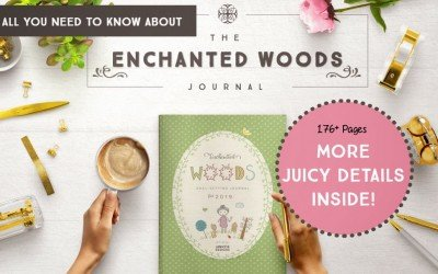 All You Need to Know About the Enchanted Woods Planner Journal