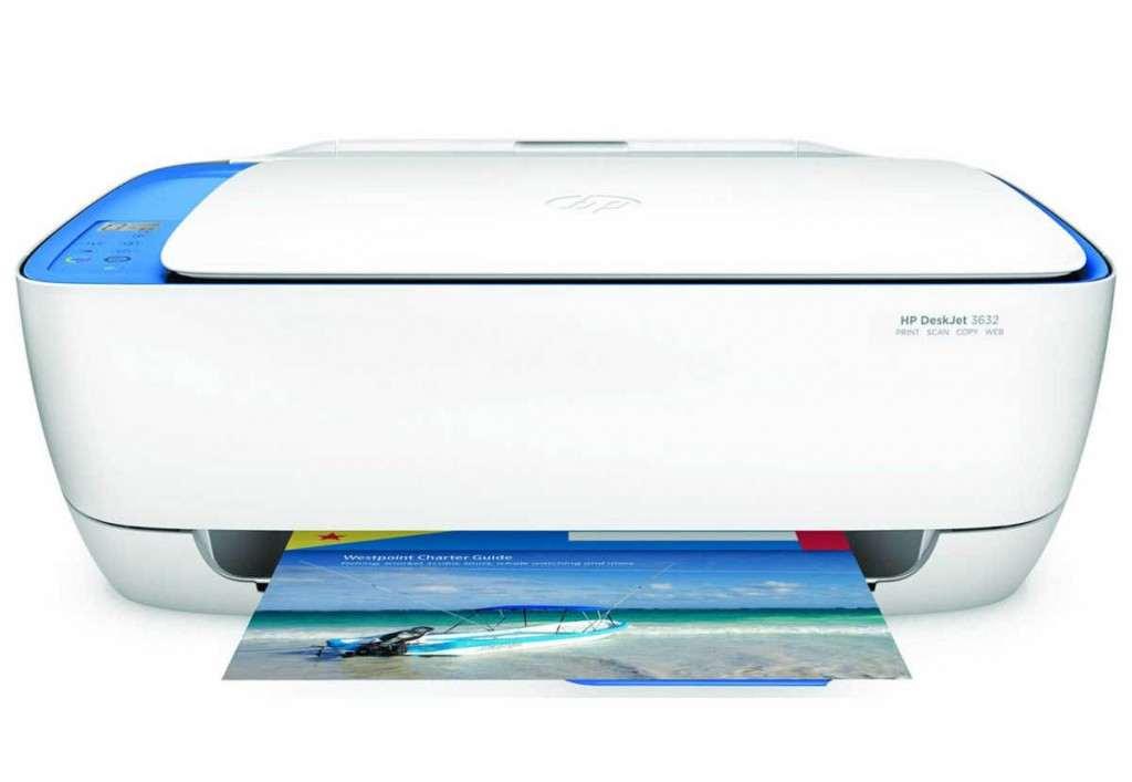 HP printer 3630