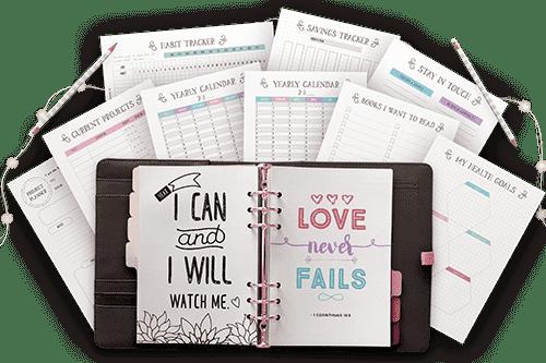 Free 11 Planner Printables