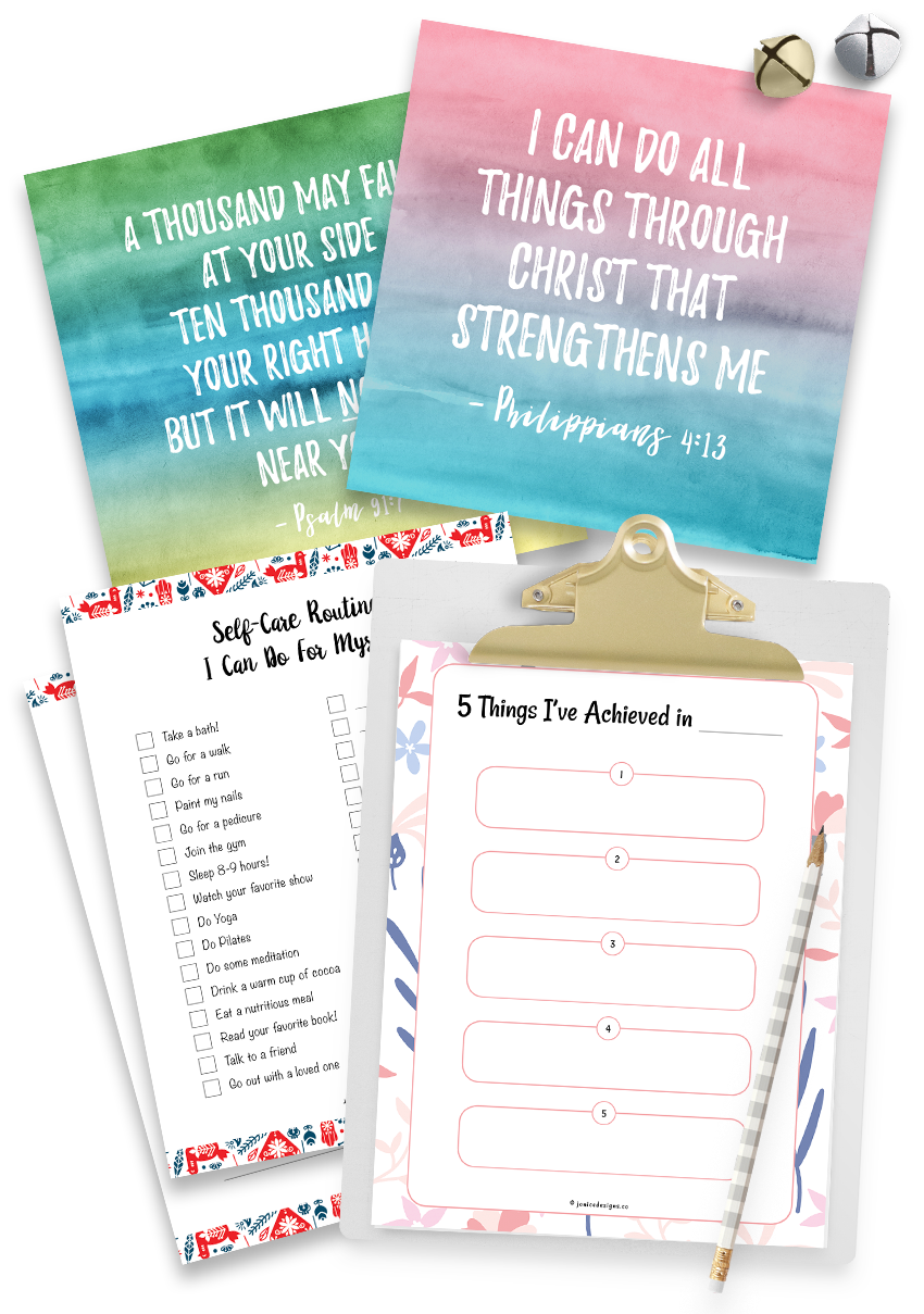 Various Printables for the Club