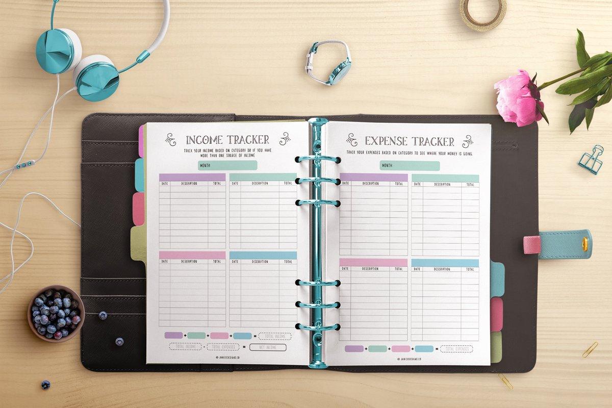 Creative Entrepreneur Planning Pages