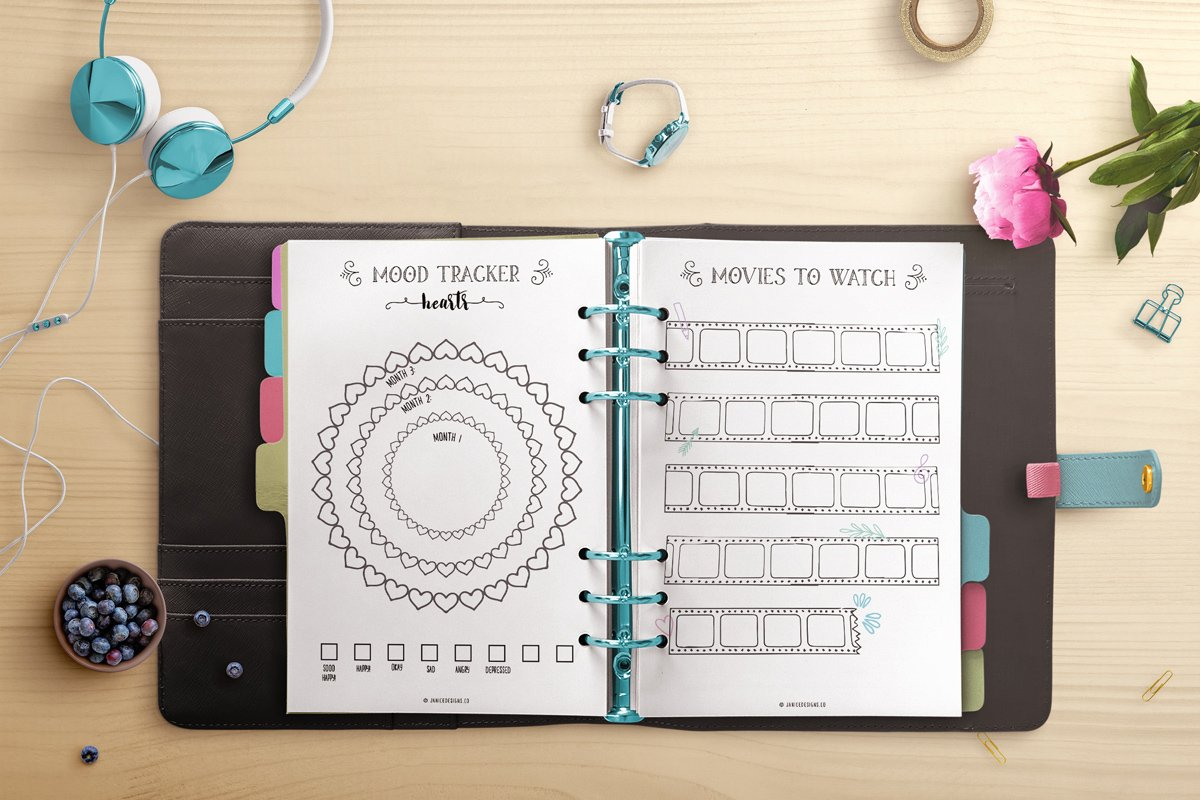Goal Planning Pages